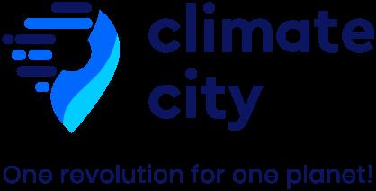 climate city logo tagline